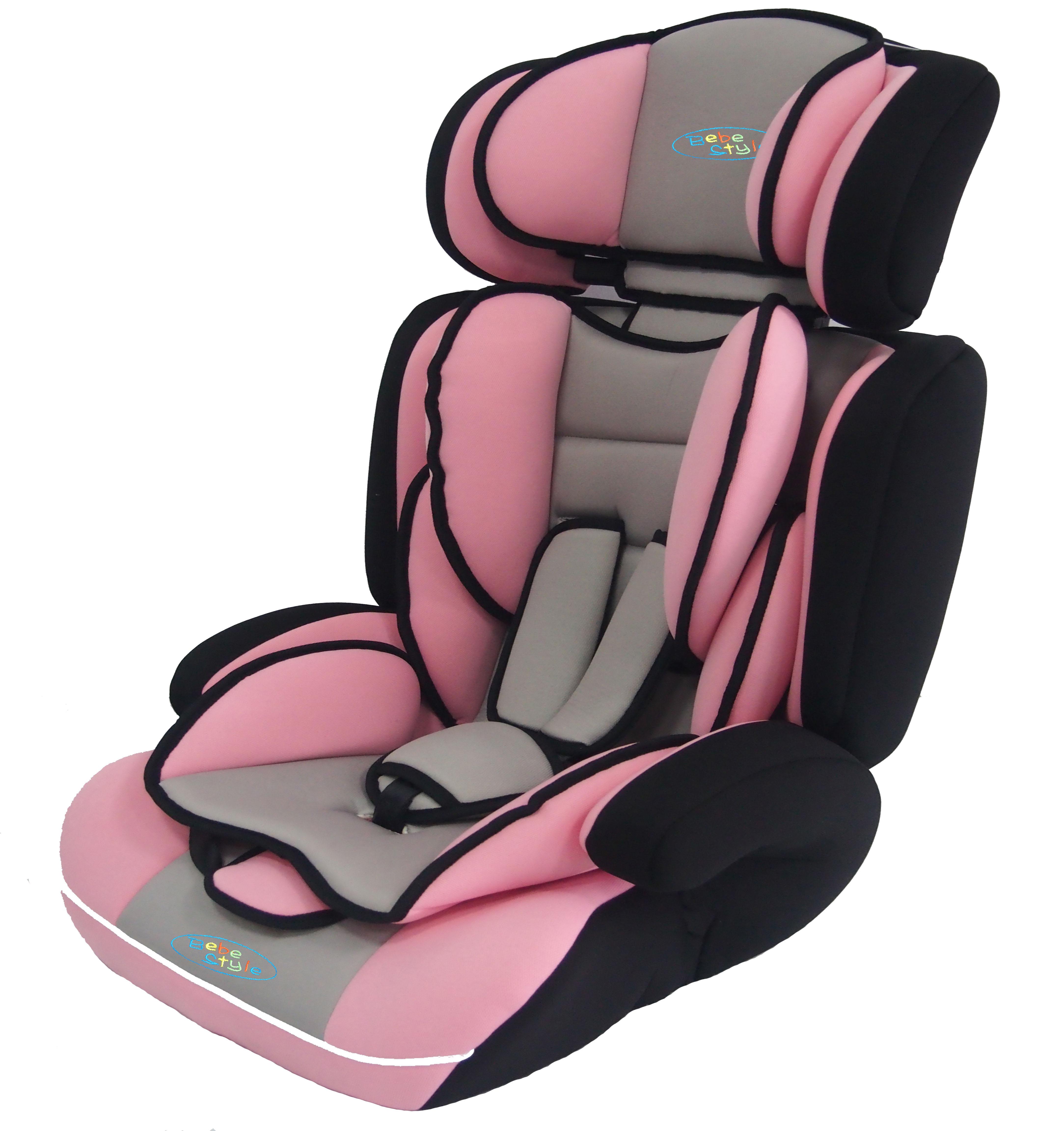 child car seat pink bebe style. Black Bedroom Furniture Sets. Home Design Ideas