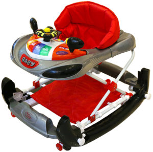 Baby Walker - Racing Car+Rocker-417